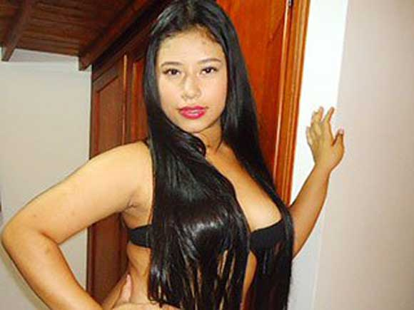Webcam Baratas. Juliana
